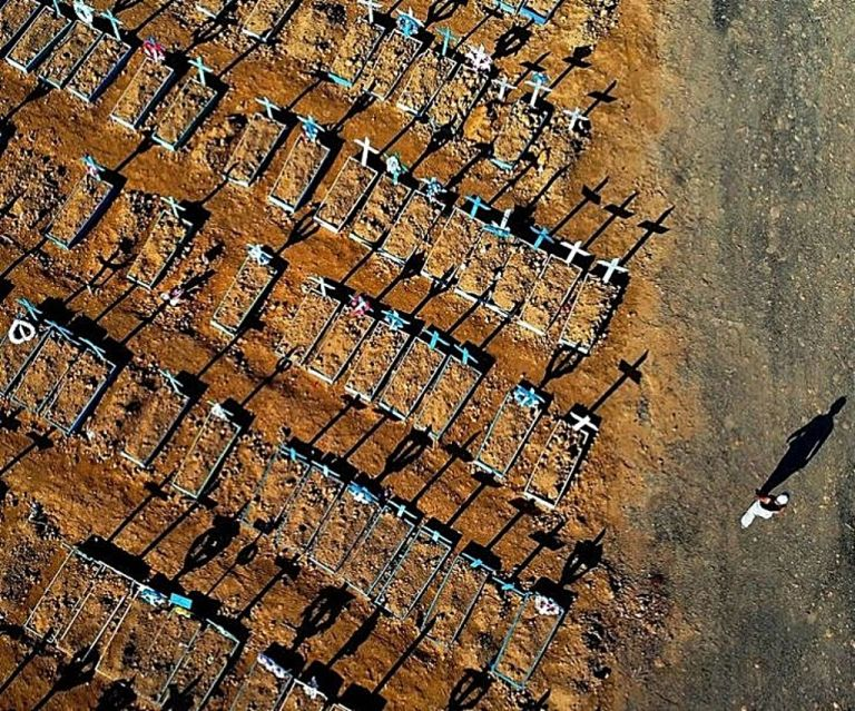 Κορωνοϊός : Εσπασαν το φράγμα των 3 εκατ. οι νεκροί | tovima.gr