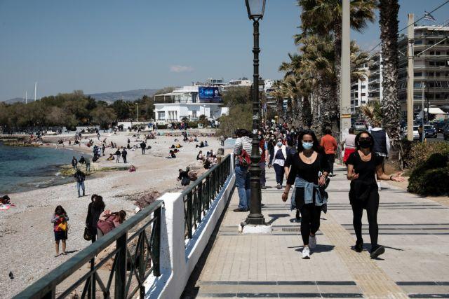 Κοντογεώργης στο MEGA : Προσδοκούμε ο Μάιος να είναι μήνας οριστικής απαλλαγής από τα περισσότερα μέτρα | tovima.gr