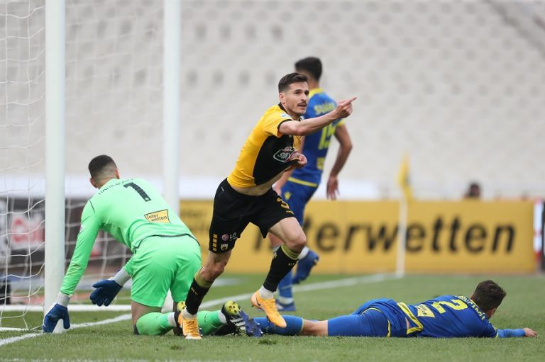ΑΕΚ – Αστέρας Τρίπολης (3-1) : «Ανάσα» Ευρώπης για την Ένωση | tovima.gr