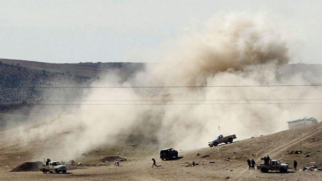 Επίθεση με ρουκέτες σε αεροπορική βάση στο Ιράκ – Πέντε τραυματίες | tovima.gr