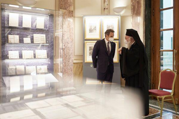 Πάσχα : Συμφωνία Μητσοτάκη – Ιερώνυμου για τις λειτουργίες των εκκλησιών | tovima.gr