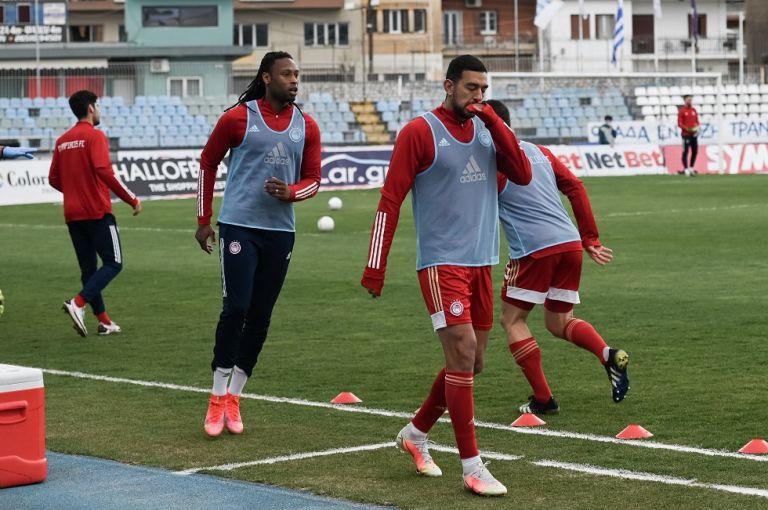 Ολυμπιακός : Επέστρεψαν Σεμέδο και Χασάν ενόψει Αστέρα   tovima.gr