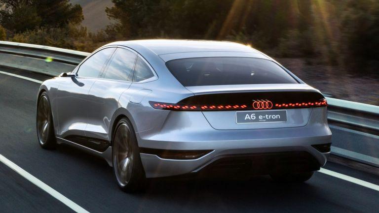 Αudi A6 e-tron concept: Premium ηλεκτροκίνηση σε τέσσερις πόρτες   tovima.gr