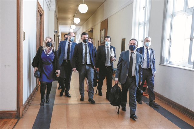 Προανακριτική – Κατάθεση Τόμπρα : Τι είπε για την εικονική σύμβαση και τις friendly ρυθμίσεις για CCC | tovima.gr