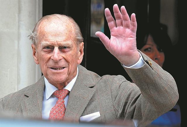 Αφοσιωμένος στην Ελισάβετ και στη βρετανική μοναρχία | tovima.gr