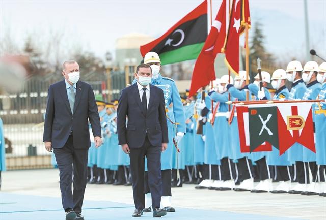 Η διαμάχη για το Μνημόνιο με τη Λιβύη | tovima.gr