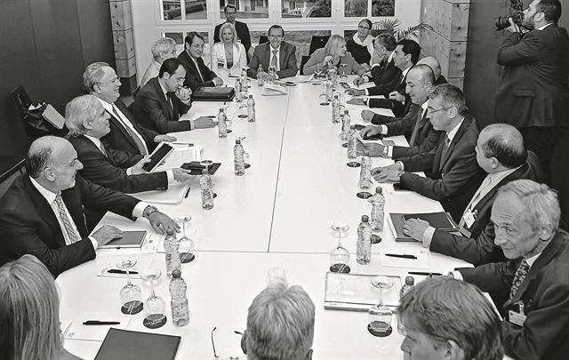 Οι συνομιλίες δεν θα ξεκινήσουν από εκεί που σταμάτησαν το 2017   tovima.gr