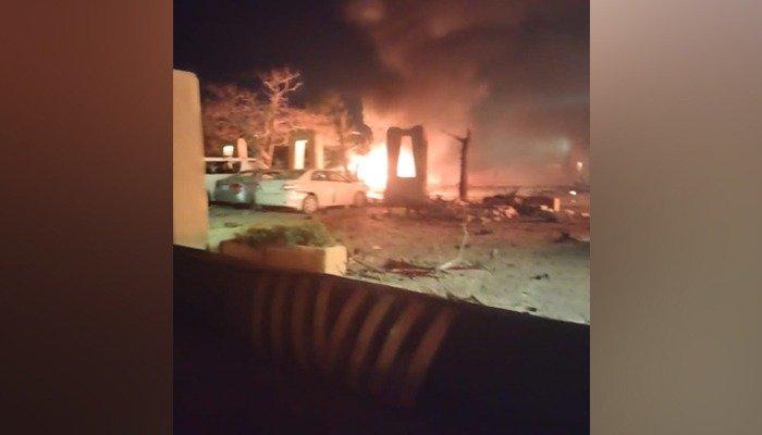 Πακιστάν : Τρεις νεκροί από έκρηξη σε πολυτελές ξενοδοχείο   tovima.gr