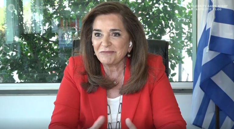 Ντ. Μπακογιάννη στο MEGA : Συγκεκριμένα οικονομικά συμφέροντα πίσω από τα κορονοπάρτι στις πλατείες | tovima.gr