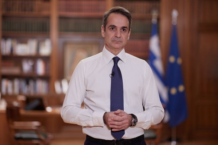 Mitsotakis announces re-opening of tourism, restaurants, schools after Easter travel ban | tovima.gr