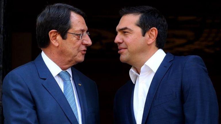 Τσίπρας-Αναστασιάδης : Μόνη λύση η διζωνική, δικοινοτική ομοσπονδία | tovima.gr
