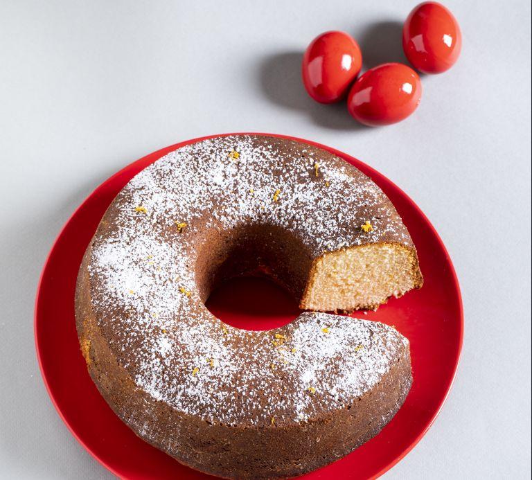Κέικ με αρώματα τσουρεκιού | tovima.gr