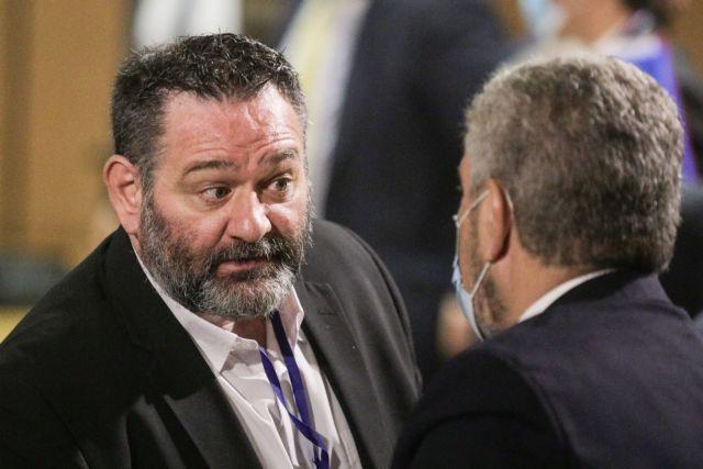 Γιάννης Λαγός : Αρση ασυλία ψήφισε η Επιτροπή της Ευρωβουλής | tovima.gr