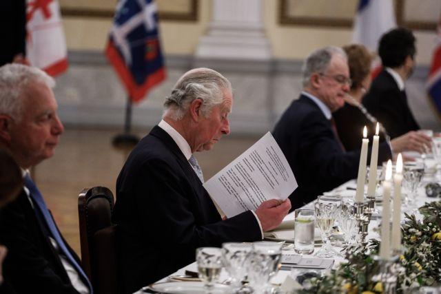Το Μπάκιγχαμ ζήτησε τις συνταγές που ετοίμασε ο Λευτέρης Λαζάρου στο Προεδρικό για τον Κάρολο | tovima.gr