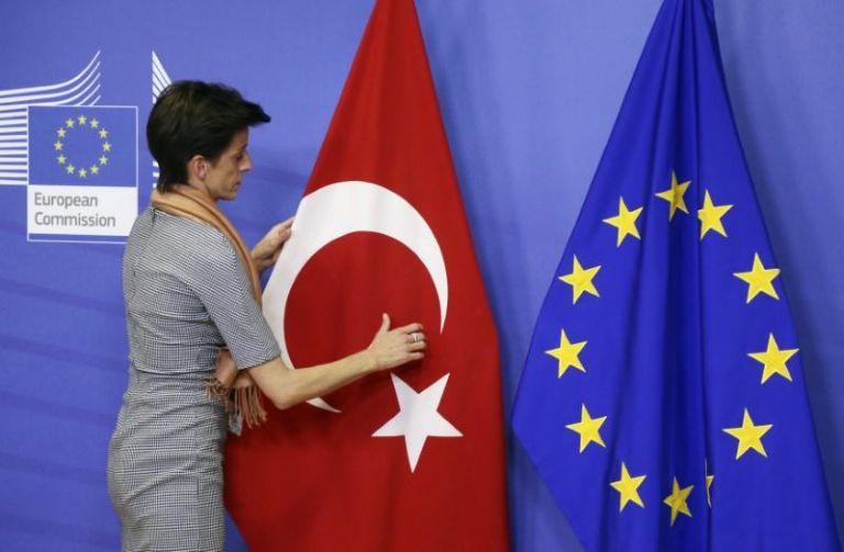 Σε ιστορικό χαμηλό οι σχέσεις ΕΕ-Τουρκίας αναφέρει έκθεση της Ευρωβουλής | tovima.gr