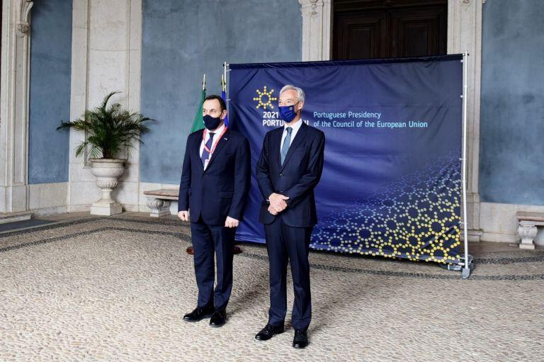 Παναγιωτόπουλος: Η ΕΕ πρέπει να προστατεύει τα κράτη-μέλη από εξωτερικές απειλές   tovima.gr