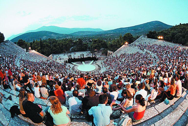 Φεστιβάλ Αθηνών & Επιδαύρου : Με το πόδι στο γκάζι και στο φρένο   tovima.gr