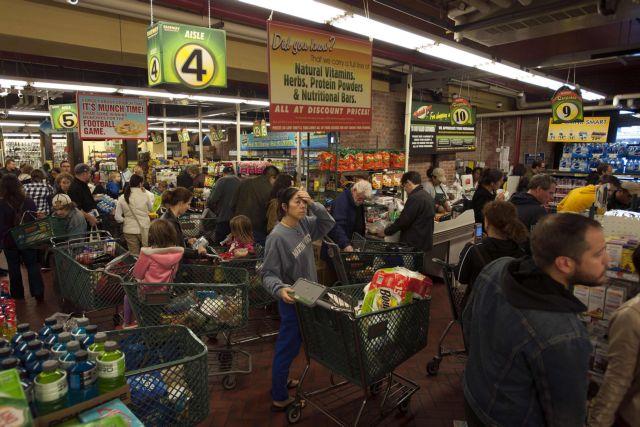 «Ράλι» στις τιμές των τροφίμων – Ολοένα και πιο ακριβό το καλάθι του σούπερ μάρκετ   tovima.gr