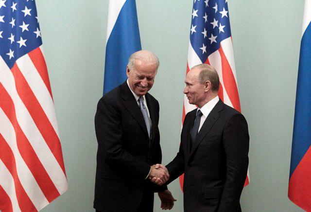 Ρωσία : Προς Ιούνιο η σύνοδος κορυφής Μπάιντεν – Πούτιν   tovima.gr