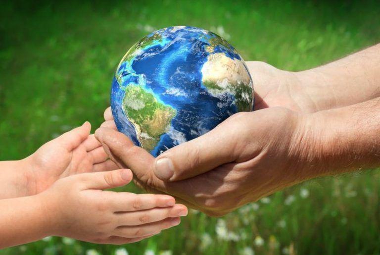 Κοινό άρθρο Σκρέκα και Πάιατ για την Ημέρα της Γης | tovima.gr