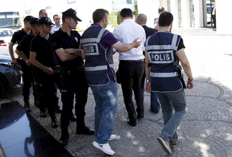 Τουρκία: 532 συλλήψεις για σχέσεις με τον Γκιουλέν | tovima.gr