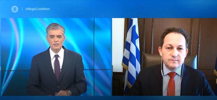 Πέτσας για εστίαση και μετακινήσεις: Δεν θα εξαντληθεί η αυστηρότητα σε λεπτομέρειες | tovima.gr