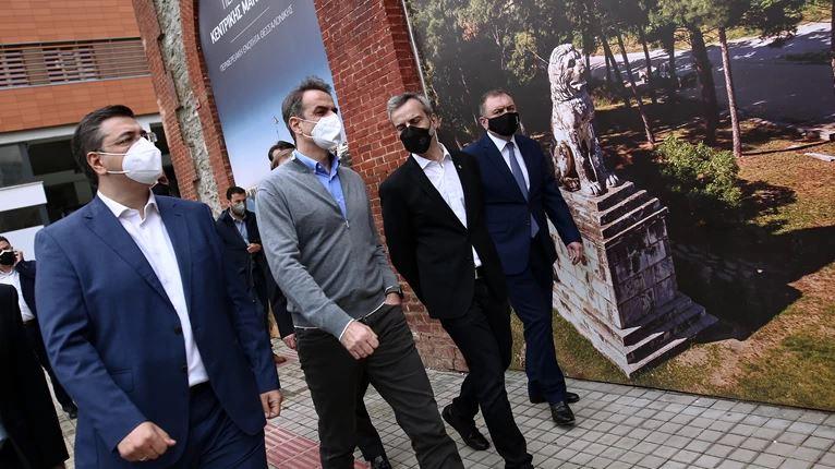 Εκλογές δείχνουν οι εξαγγελίες του Πρωθυπουργού για έργα στην Κεντρική Μακεδονία; | tovima.gr