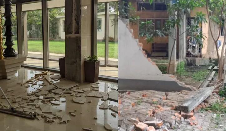 Ινδία: Σεισμός 6,2 Ρίχτερ – Πληροφορίες για θύματα και σοβαρές ζημιές | tovima.gr