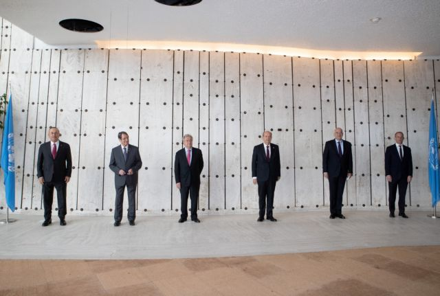 Προς ναυάγιο η Πενταμερής για το Κυπριακό: Ο Τατάρ αμφισβητεί τα ψηφίσματα του ΟΗΕ – Τι λένε ΗΠΑ, Ρωσία και Γαλλία | tovima.gr
