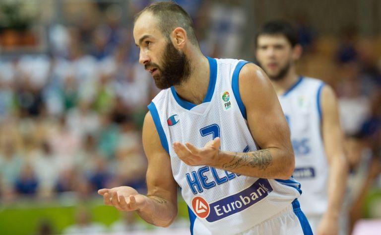 Είναι πιθανή η επιστροφή του Σπανούλη στην Εθνική;   tovima.gr