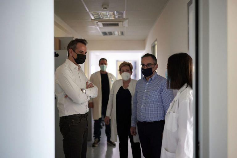 Μητσοτάκης: Το καλύτερο εμβόλιο είναι αυτό που κάνουμε πιο γρήγορα | tovima.gr