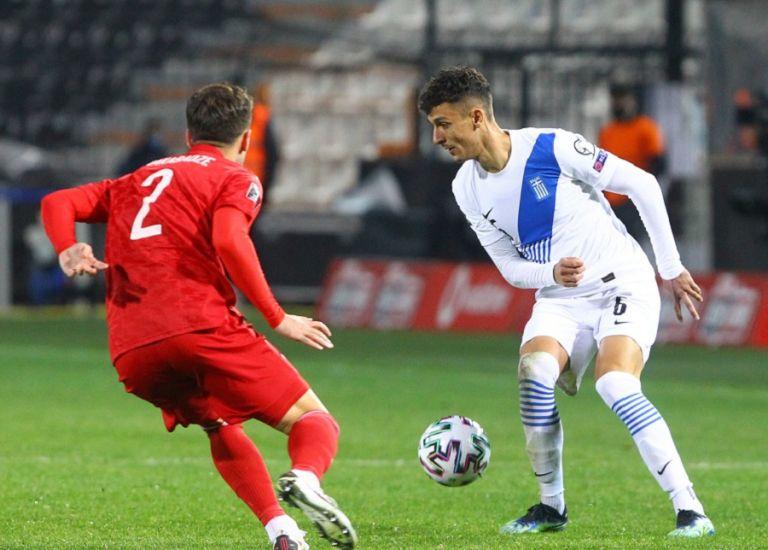 Ελλάδα – Γεωργία 1-1 : Ήταν κάποτε μια Εθνική ομάδα… | tovima.gr
