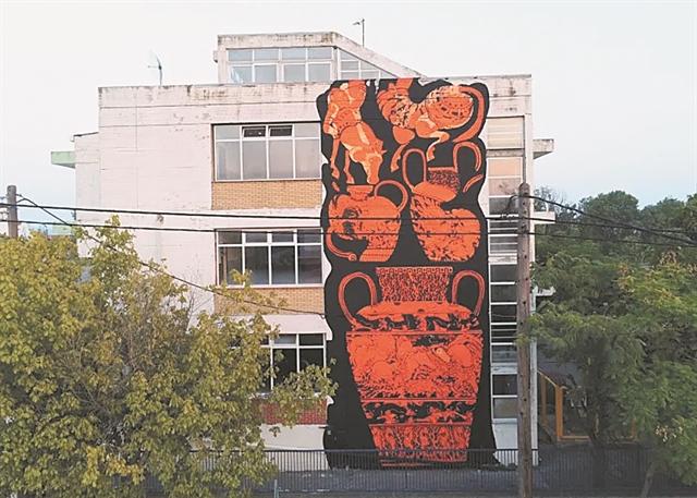 Οι τοίχοι που έχουν την τύχη να λένε ιστορίες… | tovima.gr