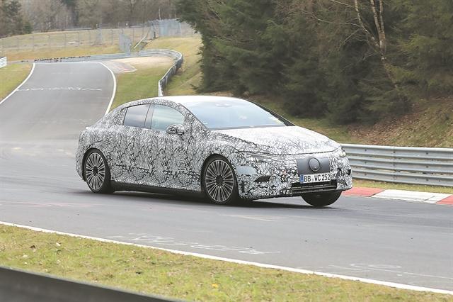 Mercedes EQE: Η σταθερή αξία από το μέλλον   tovima.gr
