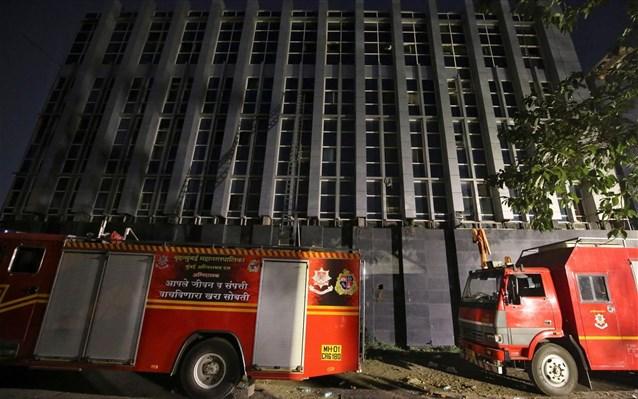 Ινδία: 18 νεκροί σε ΜΕΘ νοσοκομείου από πυρκαγιά | tovima.gr