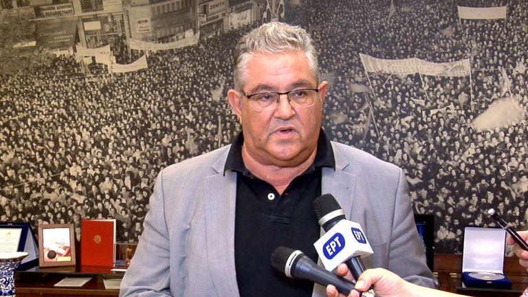 Κουτσούμπας: Να ανοίξει ο δρόμος για την Ανάσταση των λαών | tovima.gr