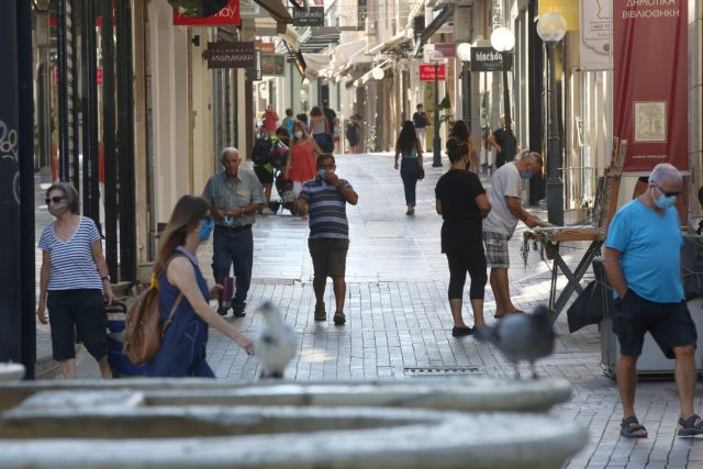 Κορωνοϊός: 1.022 νέα κρούσματα σε Αττική – «Φλέγεται» το κέντρο   tovima.gr