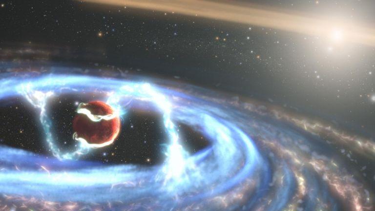 Το Hubble βλέπει νεογέννητο πλανήτη να αναπτύσσεται | tovima.gr