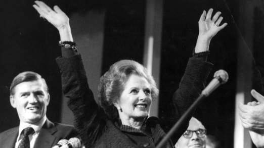 Η Μάργκαρετ Θατσερ εκλέγεται πρωθυπουργός της Βρετανίας – Η εμβληματική πολιτικός που άλλαξε την ιστορία της χώρας | tovima.gr