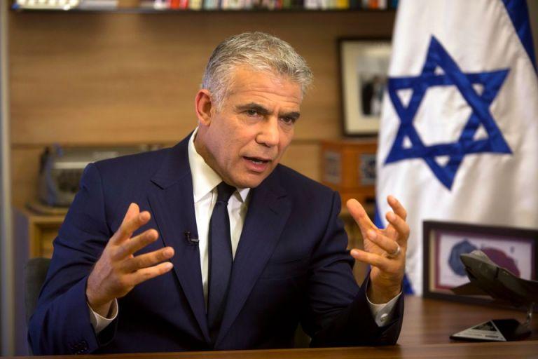 Ισραήλ: Διερευνητική εντολή σχηματισμού κυβέρνησης στον ηγέτη της αντιπολίτευσης, Λαπίντ | tovima.gr