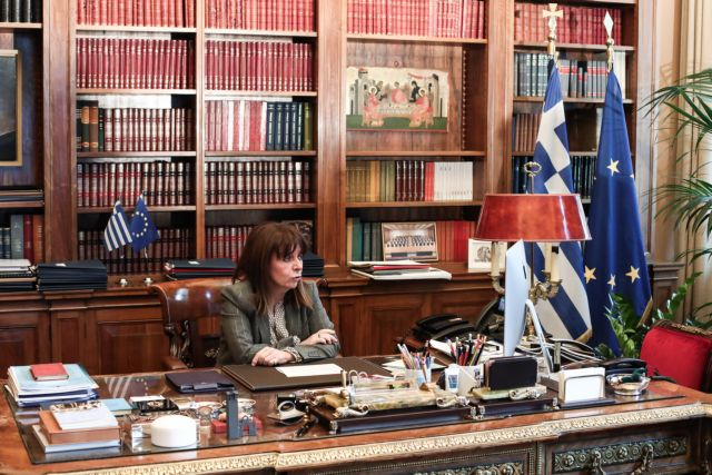 Σακελλαροπούλου: Η ισότητα των φύλων παραμένει ανοιχτή πρόκληση   tovima.gr