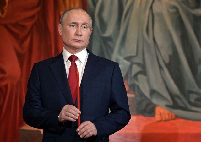 Πούτιν: Υπέρ της άρσης της πατέντας για τα εμβόλια κορωνοϊού | tovima.gr
