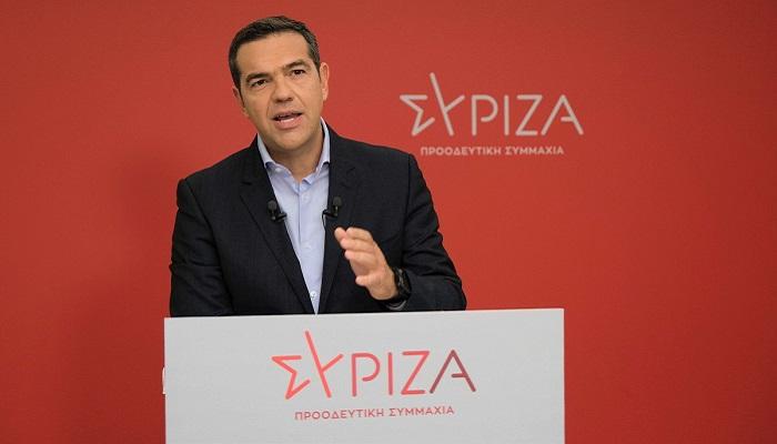 Τσίπρας: Πολιτικά και νομικά απαράδεκτη η απόφαση της κυβέρνησης για τα ΕΛΠΕ | tovima.gr