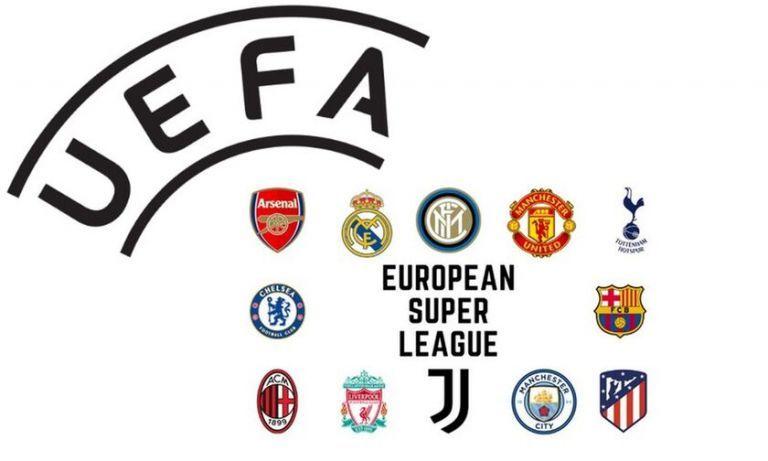 Στην πειθαρχική επιτροπή της UEFA παραπέμπονται Ρεάλ, Μπαρτσελόνα, Γιουβέντους | tovima.gr