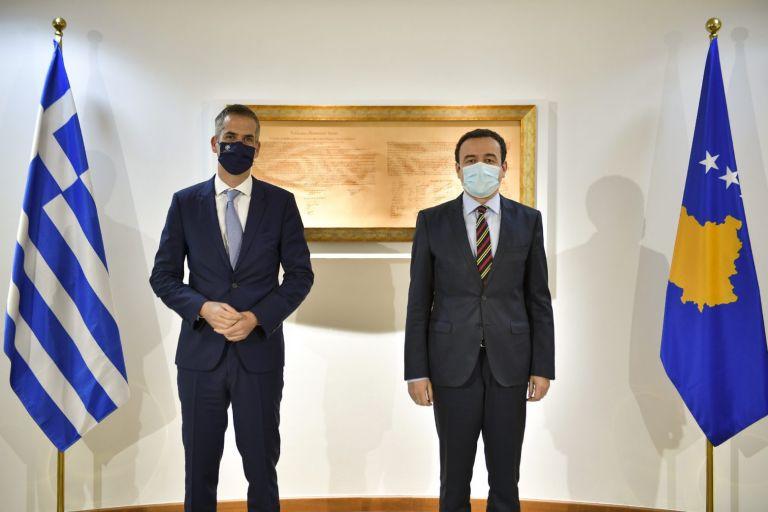 Κώστας Μπακογιάννης: Επίσημη επίσκεψη στην Πρίστινα – Συνάντηση με τον πρωθυπουργό του Κοσόβου   tovima.gr