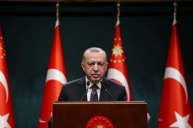 Ερντογάν: Εκφράζει τη λύπη του που η Αίγυπτος συνεργάζεται με την Ελλάδα   tovima.gr
