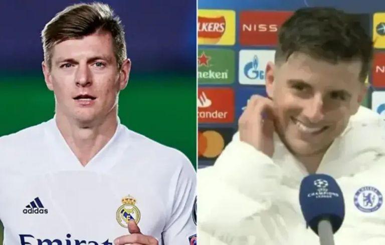 Champions League: Η «τάπα» του Κρόος στον Μάουντ | tovima.gr