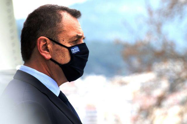 Παναγιωτόπουλος: Πάντα έτοιμοι για την προάσπιση των κυριαρχικών δικαιωμάτων | tovima.gr
