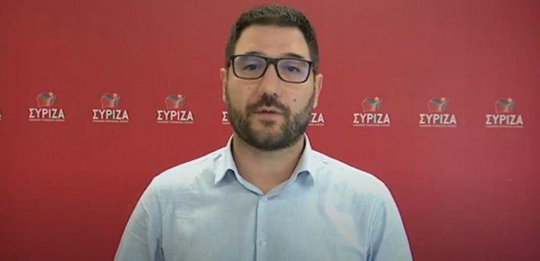 Ηλιόπουλος: «Δημιουργική λογιστική» στα εμβόλια και «κλοπή εισοδήματος» στο εργασιακό   tovima.gr