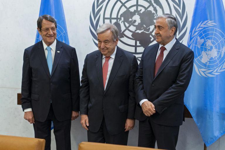 Γκουτέρες για Κυπριακό: Βασικό στοιχείο του ρόλου του ΟΗΕ η διαμεσολάβηση   tovima.gr